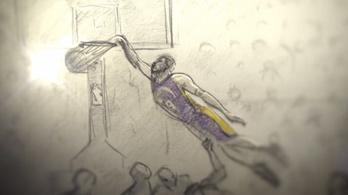 Ingyenesen nézhető Kobe Bryant Oscar-díjas rövidfilmje