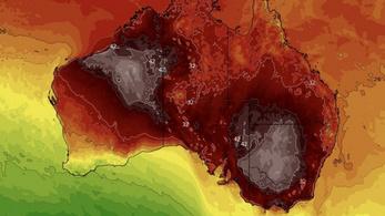 Ausztrália továbbra sem jut lélegzethez