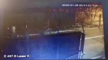 Így próbálták áttörni a kerítést a magyar határon