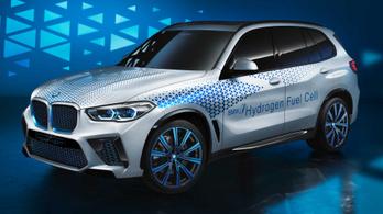 Piacképes üzemanyagcellás autót ígér a BMW