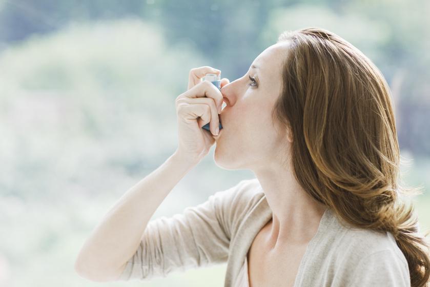 asztma télen hideg egészség 1