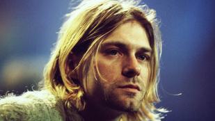 A csíkos pulóveres srác, aki soha nem akart sztár lenni: 53 éves lenne Kurt Cobain