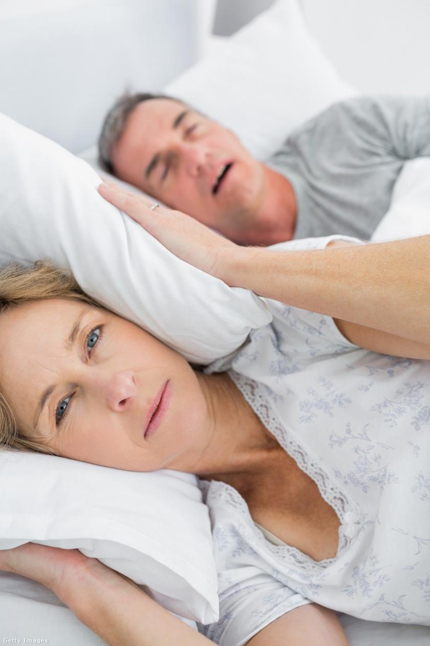 orrdugulás horkolás