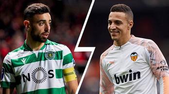 Finisben az MU és az Atlético, Ajax-csatárt akar a Barca