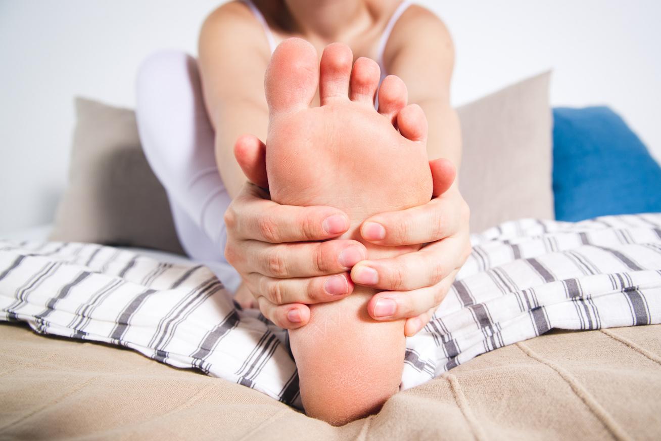 lábfájdalom nyitó