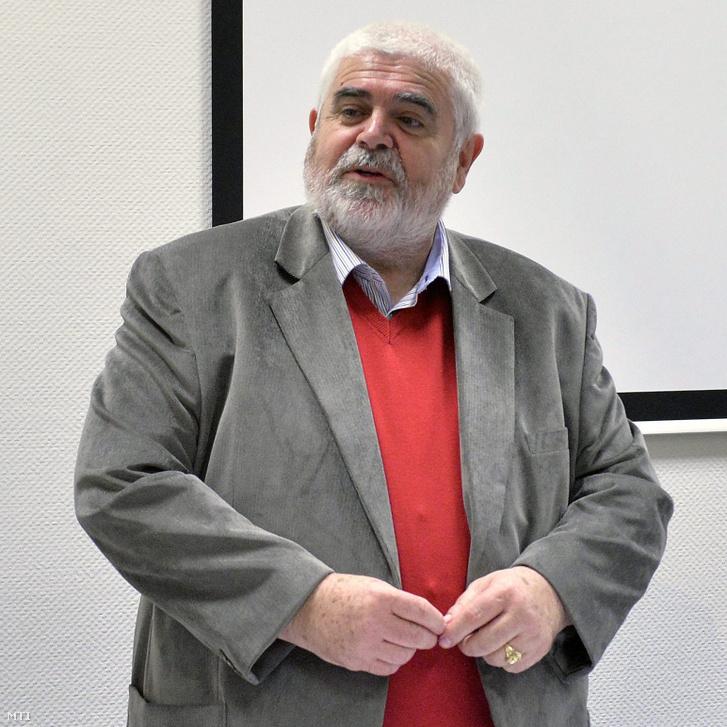 Darázs István 2014-ben