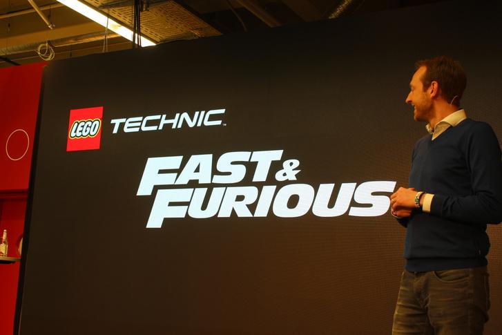 Lesz Fast and Furious logós Lego Technic készlet. Ezt sikerült megtudni, semmi többet