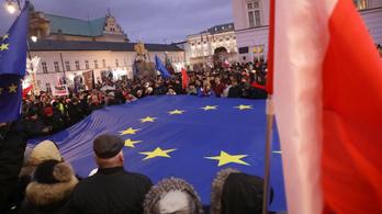 Az Európa Tanács vizsgálatot indít a lengyel jogállamiság helyzetének ügyében