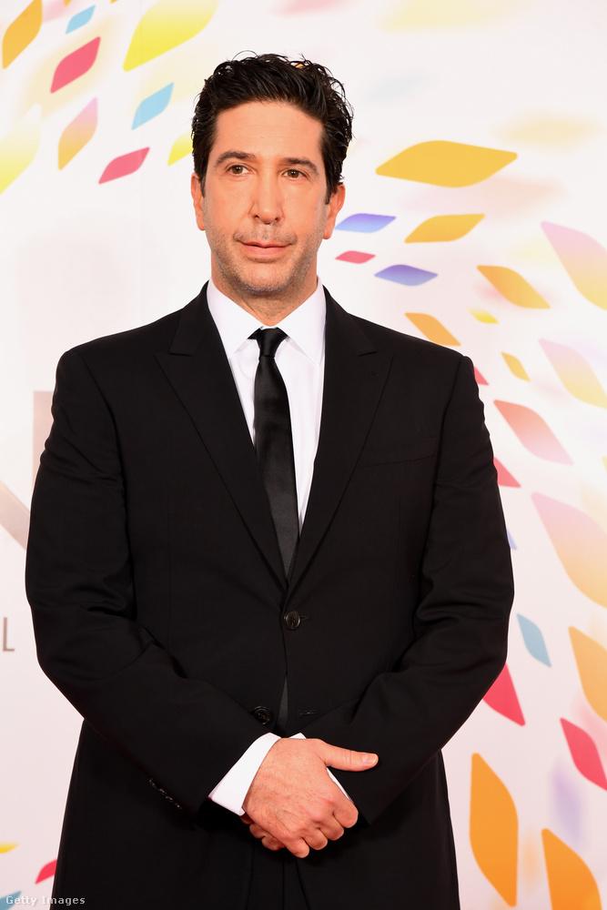 A színész legutóbb a National Television Awards vörös szőnyegén sétált végig, ahol a fotósok alaposan dokumentálták minden mozdulatát
