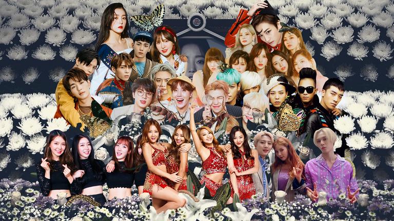 Halálra szereti a világ a koreai popsztárokat