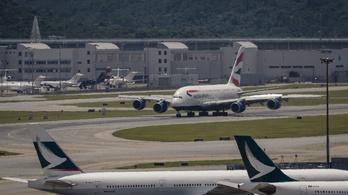 Felfüggeszti kínai járatait a British Airways