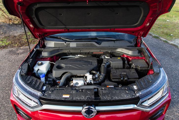 Az 1,5-ös motor nem rosszabb ám a mai modern motorknál, amiket az ismertebb gyártók kínálnak