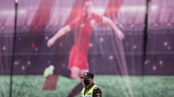 Olimpiai selejtezőket töröltek Kínában a koronavírus miatt
