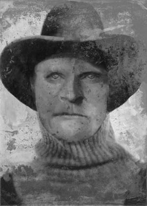 Joseph Loveless DNS-e alapján rekonstruált arca