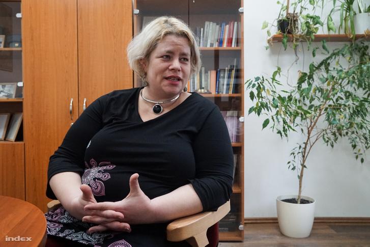 Somogyi Zsófia Borbála klinikai szakpszichológus