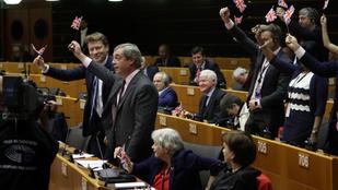 Megszavazta az EP is a brexitet