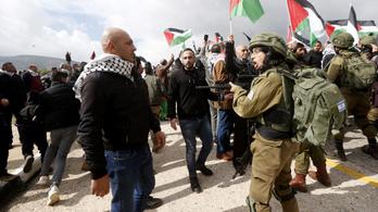 Trump meghirdette palesztin béketervét, az izraeli hadsereg azonnal mozgósított