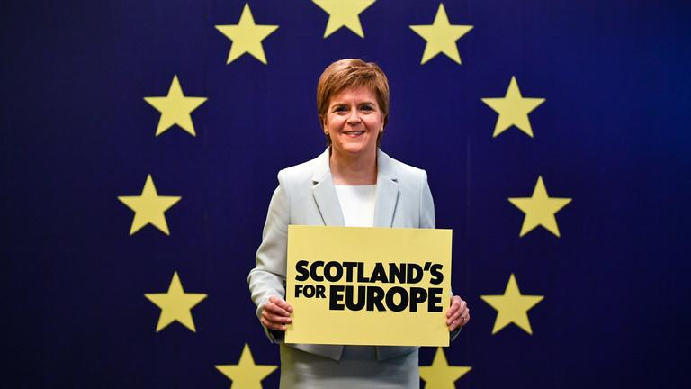 A brexit után sokat hallunk még a skót függetlenségi törekvésről