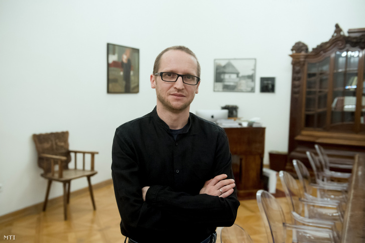 Demeter Szilárd, a Petőfi Irodalmi Múzeum (PIM) főigazgatója