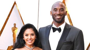 Megszólalt Kobe Bryant özvegye: Köszönjük az imákat, szükségünk van rá