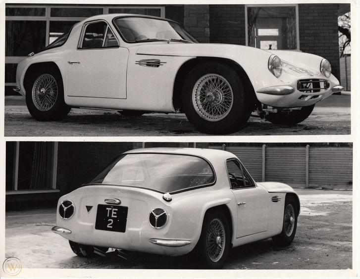 Az első V8-as Griffith 200-ak egyike