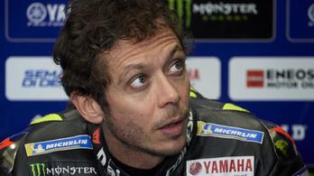 Leváltja Valentino Rossit a Yamaha
