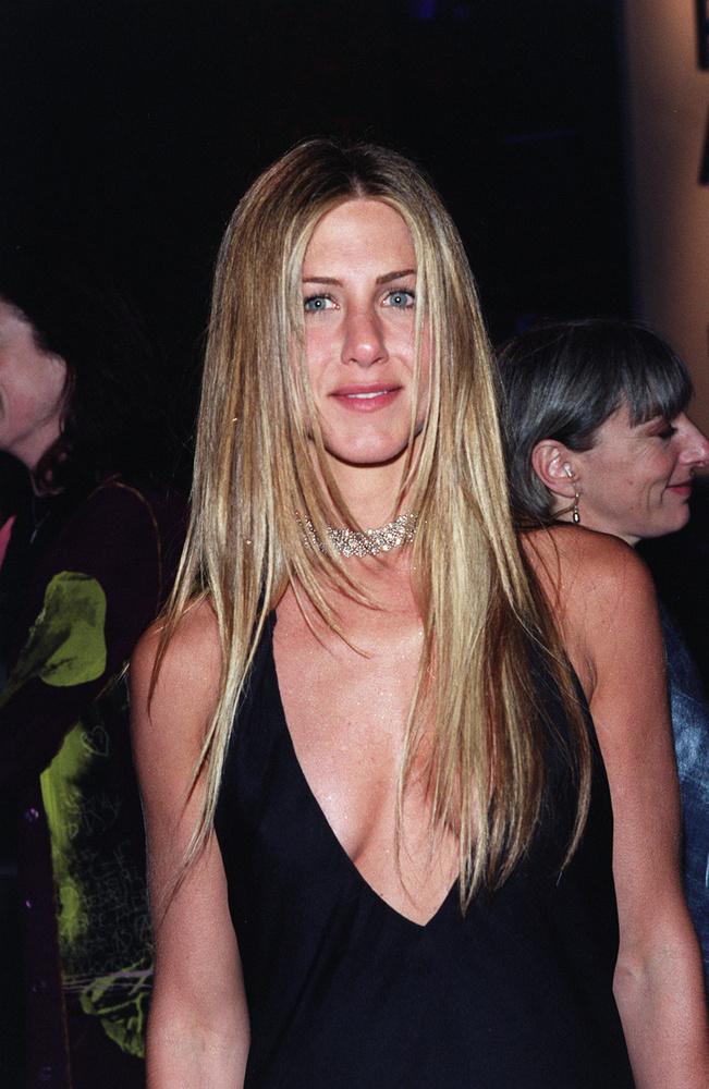 Jennifer Aniston sem kapott díjat, de egy kép erejéig illik megemlékeznünk róla