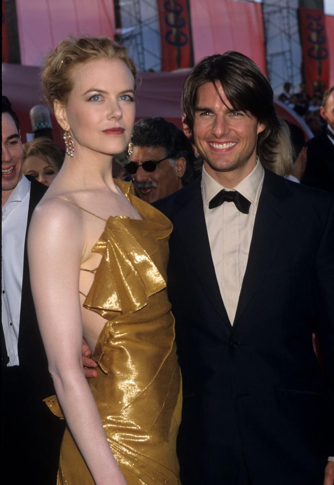 Akkoriban még Nicole Kidman is mással kavart, a képen látható Tom Cruise-tól 2001-ben vált el