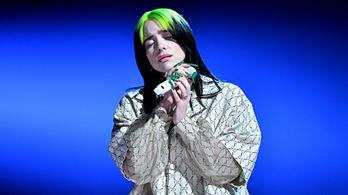 Billie Eilish is énekel az idei Oscar-gálán