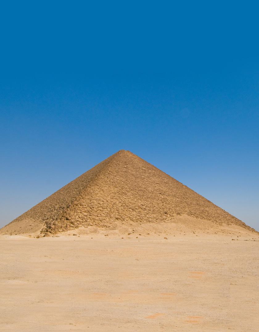 A vörös piramis.
