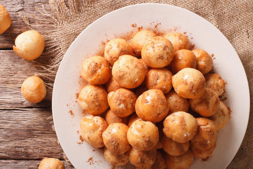 Így készül az egyszerű, krumplis tésztájú olasz fánk, a zeppola