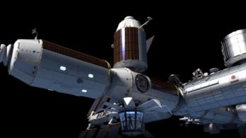 Új lakórész készül a Nemzetközi Űrállomáshoz