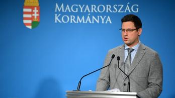 Januártól Gulyás Gergely felel az uniós források felhasználásáért