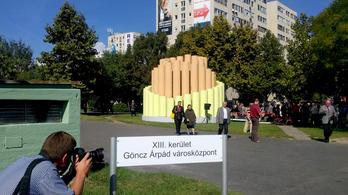 Göncz Árpád Városközpont lesz az Árpád híd metrómegálló új neve