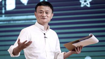 Az Alibaba alapítója 4,4 milliárd forintnyi összeget adott a koronavírus elleni vakcina kifejlesztésére