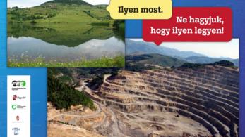 A nagybányai ciánszennyezés 20. évfordulóján tüntetnek az újabb bánya ellen