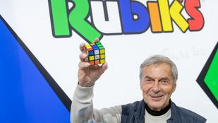 Évforduló van, Rubik Ernő nyitotta meg a nürnbergi játékkiállítást