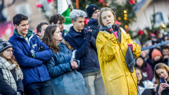Greta Thunberg levédeti nevét és a Fridays For Future-t is