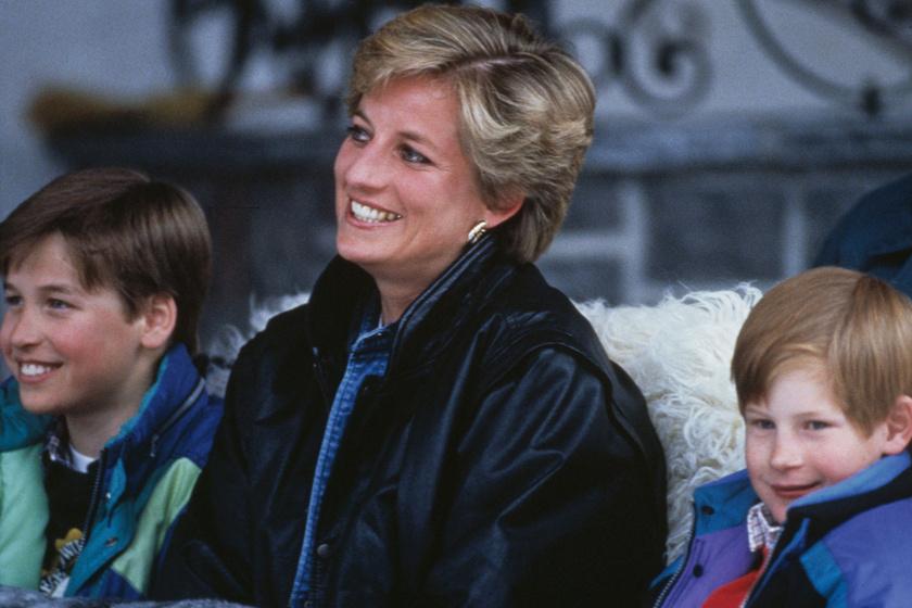 Diana volt inasa nyilvánosságra hozta a hercegnő egyik levelét - Ilyen meghatóan írt fiairól