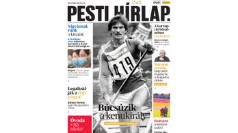 Csütörtök délután kerül az utcákra a Pesti Hírlap első száma