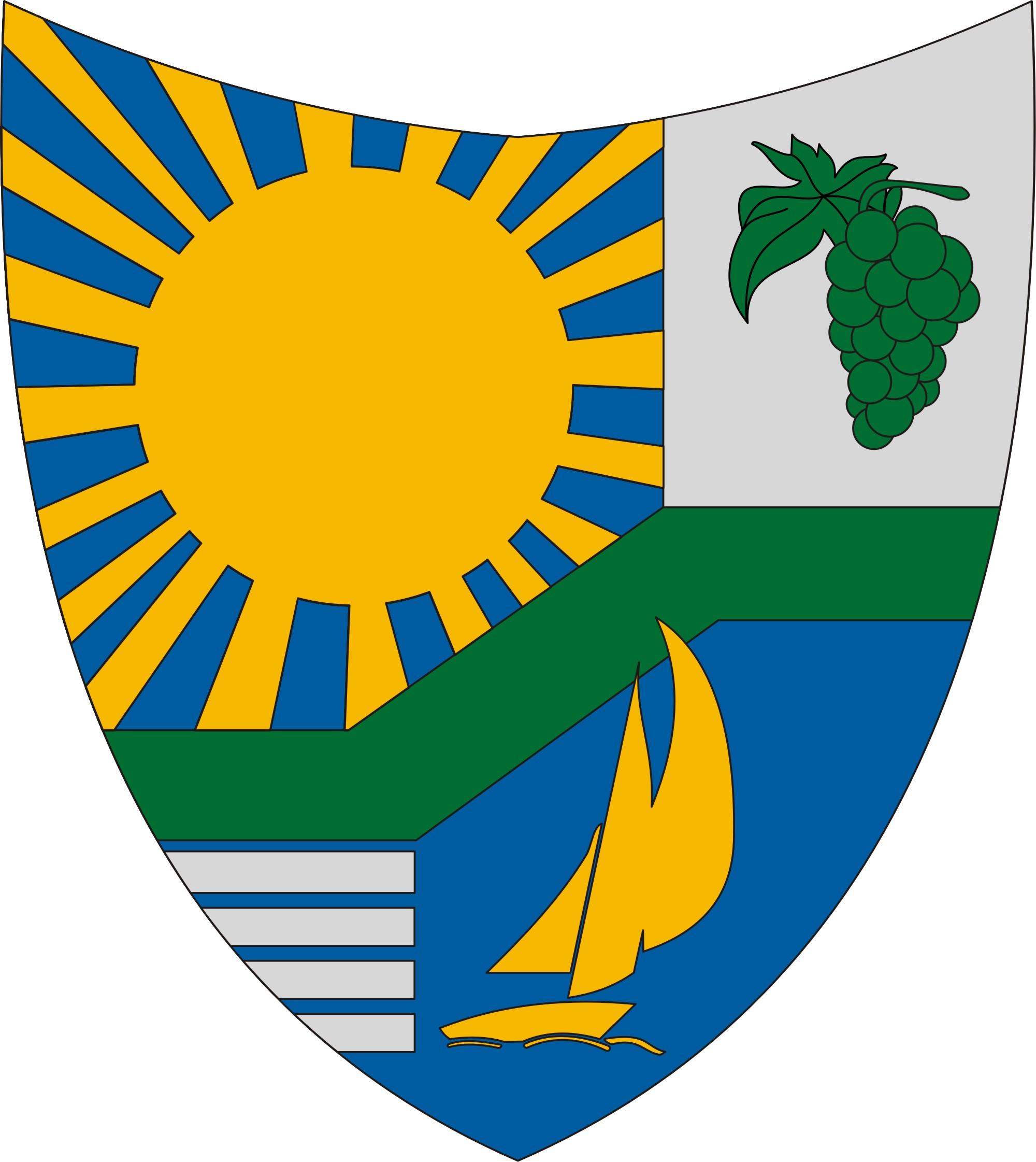Melyik település címere van a képen?