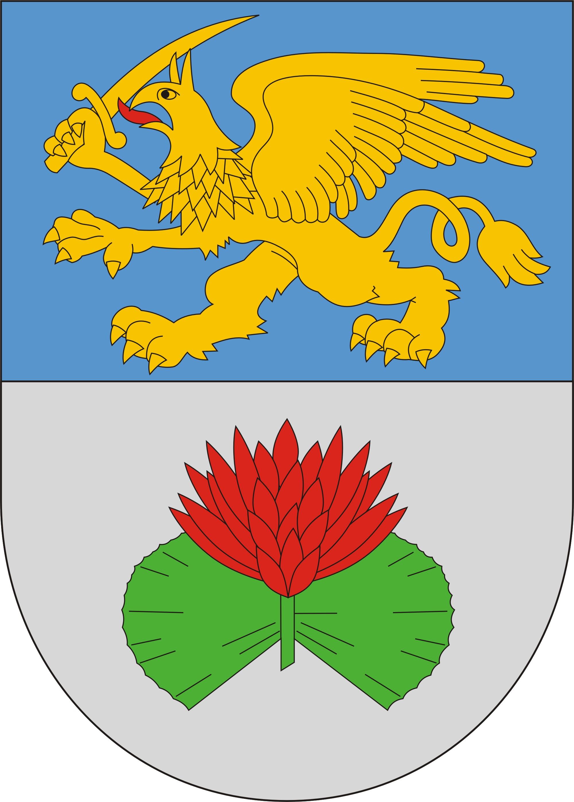 Melyik város szimbólumát ismerheted fel a címeren?