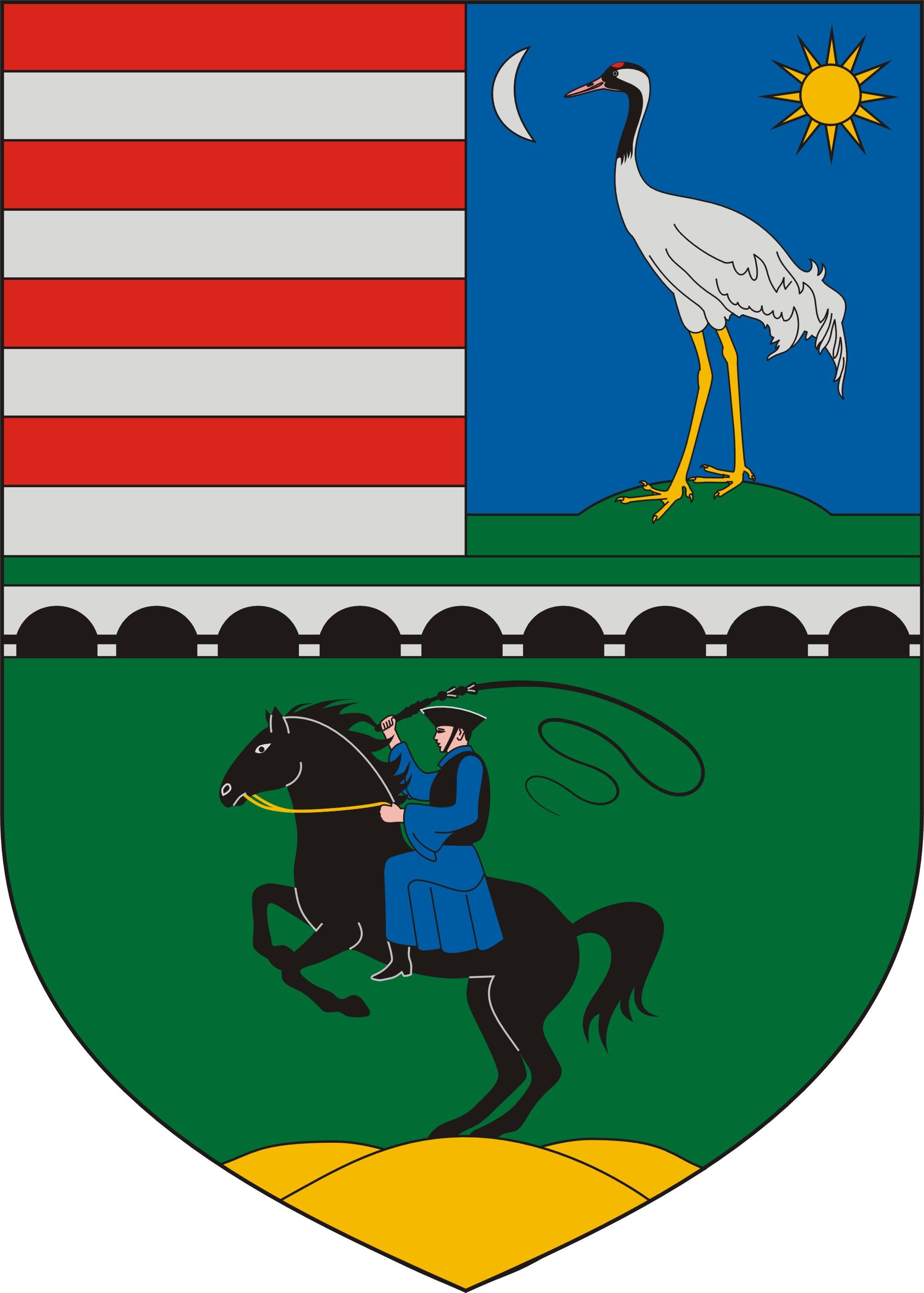 Ezen a címeren minden részlet árulkodik: melyik településé lehet?