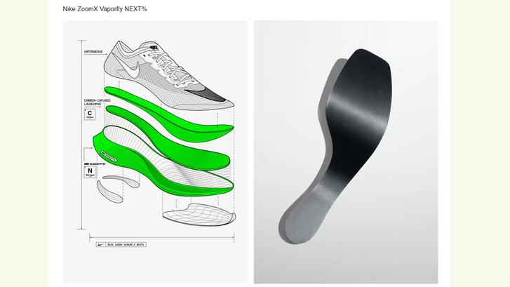 Index Sport A Nike csodacipőjét nem tiltották be, csak a