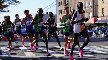 A Nike csodacipőjét nem tiltották be, csak a kétórás maratonon használtat