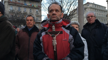 An unlikely demonstration: Fidesz protested against racism and discrimination