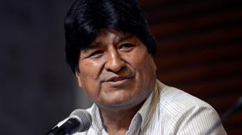 Az Interpol nem körözi Evo Moralest