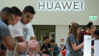 Népszerűbb a Huawei, mint az Apple
