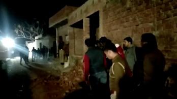 Gyerekeket és nőket tartott fogva egy indiai férfi, akit a rendőrök lőttek le