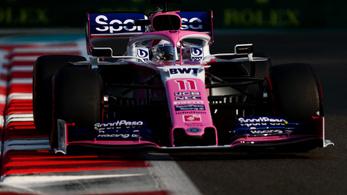 F1: jön a gyári Aston Martin-csapat